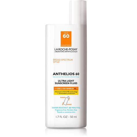 Amazon.com: La Roche Posay Anthelios 60 Sunscreen Spray ...