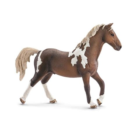 Amazon.com: Schleich Trakehner Stallion: Toys & Games