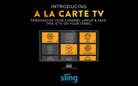Amazon.com: Sling Television - A La Carte TV: Appstore for ...