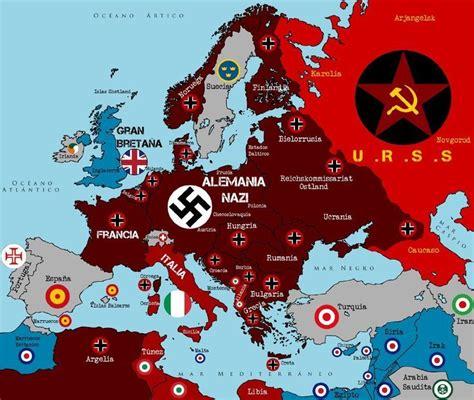 Amazon.com : ww2 nazi German Germany ww2 map poster ...