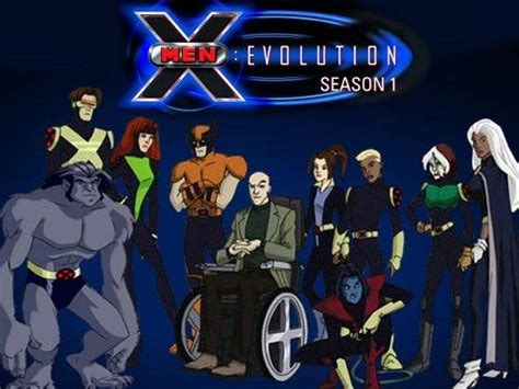 Amazon.com: X-MEN: EVOLUTION Season 1: Gary Graham, Frank ...