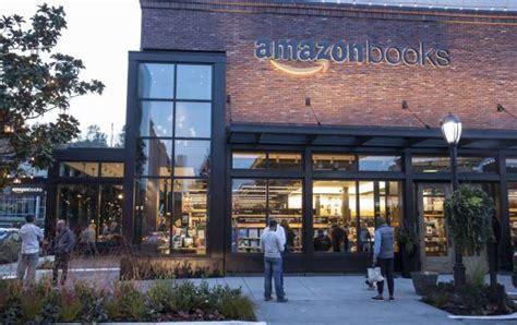 Amazon estudia abrir 300 o 400 librerías físicas en ...