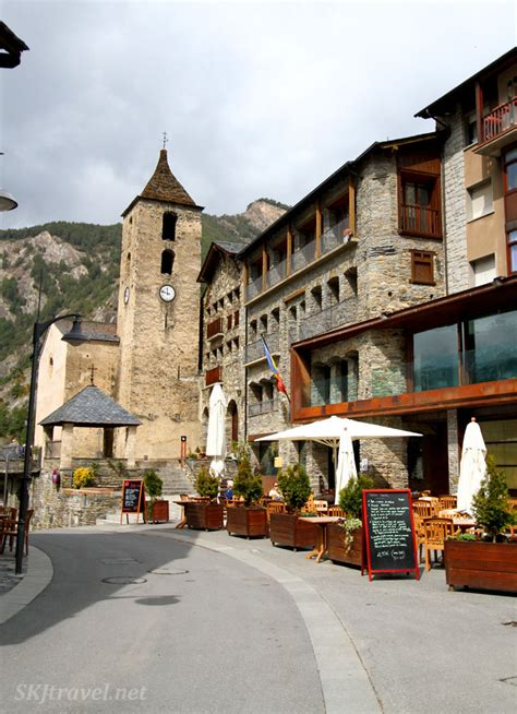 Ambling Through Scenic Andorra