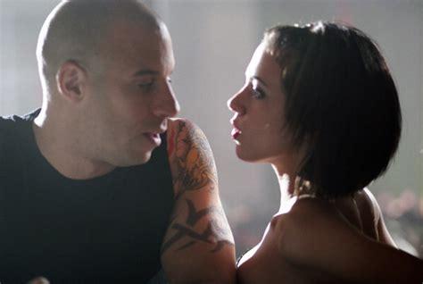 American actor Vin Diesel as Xander Cage and Italian ...