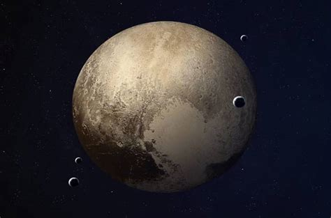 Amid new push to make Pluto a planet again... Get over it ...