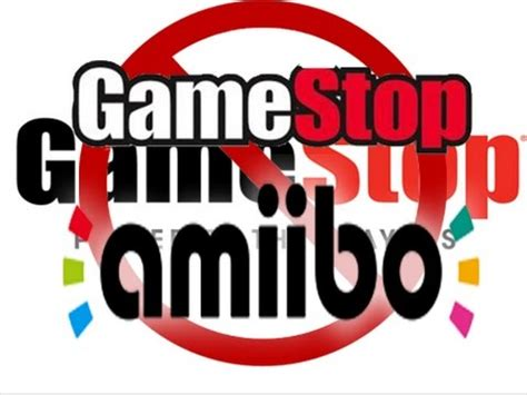 Amiibo Pre-Orders Shut Down Gamestop Website - Super Smash ...