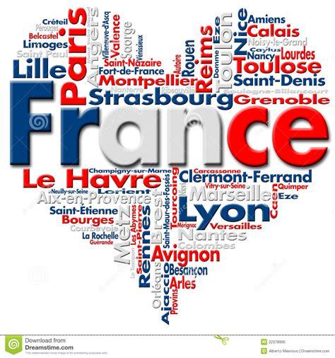 Amo La Francia Fotografia Stock Libera da Diritti ...