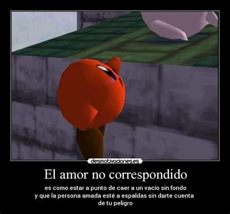 Amor no correspondido   Taringa!