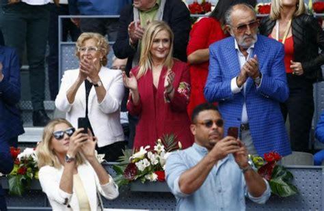Amor y paz en Madrid   Tenis   EL MUNDO