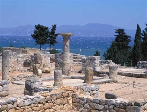 Ampurias, ciudad Griega en España