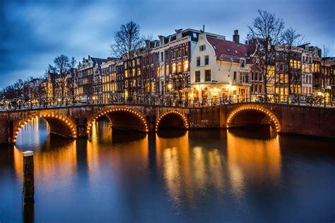 Amsterdam Canals – The Netherlands   Traveldigg.com