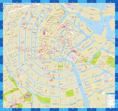 Ámsterdam: preparando el viaje. | | MAPA Y MOCHILA
