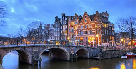 Amsterdam Vacation, Travel Guide and Tour Information   AARP