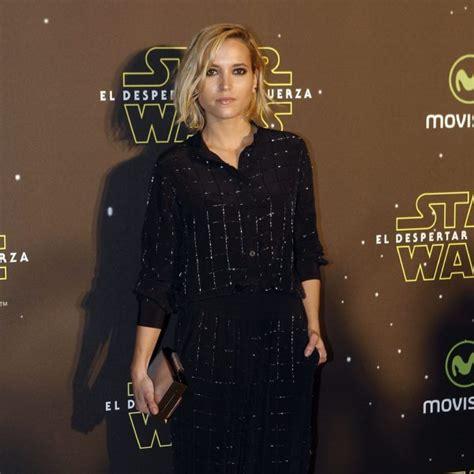 Ana Fernández en el estreno de  Star Wars: El Despertar de ...