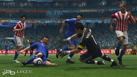 Análisis de 2010 FIFA World Cup South Africa para PS3 ...