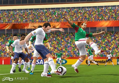 Análisis de 2010 FIFA World Cup South Africa para Wii ...