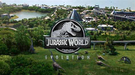 Análisis de Jurassic World Evolution