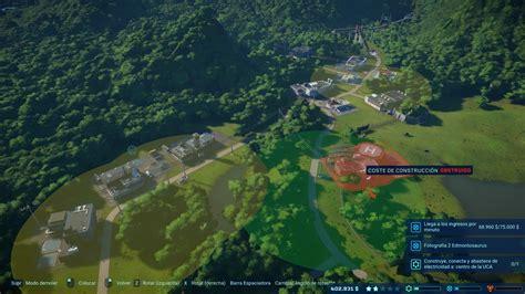 Análisis de Jurassic World Evolution para PC - 3DJuegos