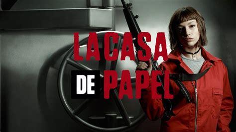 "Análisis de ""La casa de papel""  Antena 3, 2017 . Parte I ..."