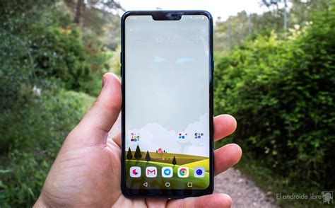 Análisis del LG G7 ThinQ, una bestia de aspecto distinguido