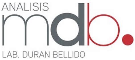 Análisis Mdb ( Lab. Duran Bellido ) Central - Barcelona ...
