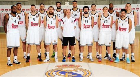 Analizamos el grupo del Real Madrid en la Euroliga