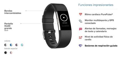 Analizamos las nuevas pulseras inteligentes Fitbit Charge ...