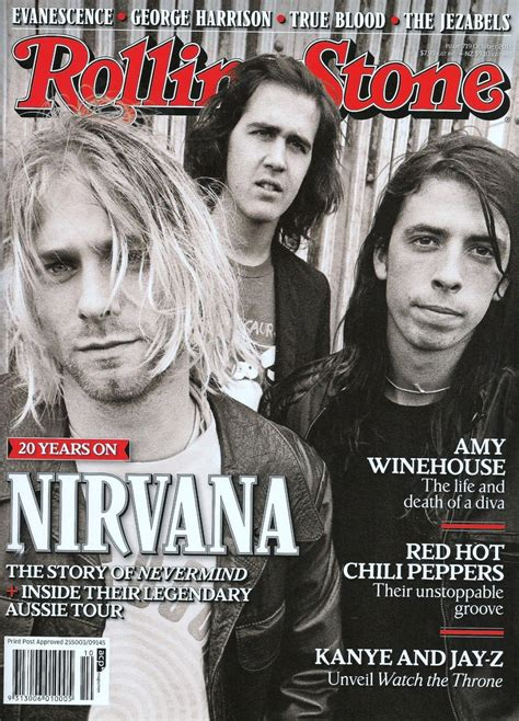 Analysis 2 Of Front Cover: Rolling Stone | tommmcarryovo
