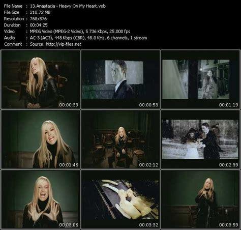 Anastacia   Heavy On My Heart   Descargar Video del VOB ...