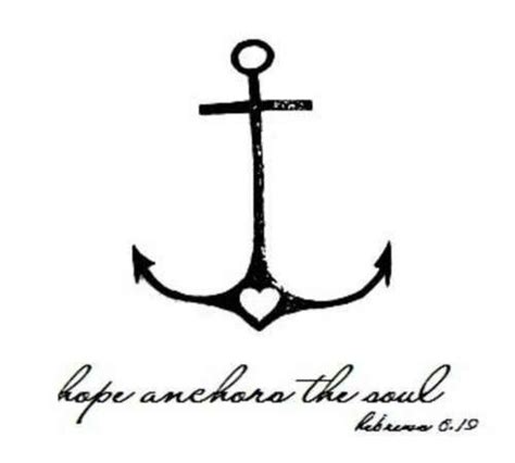 Anchor tattoo meaning - Hope, Safety, Fidelity, Stability ...