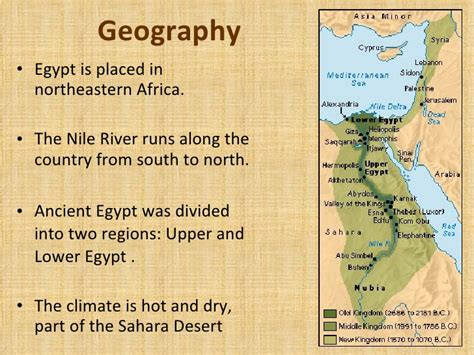 Ancient egypt. an overview