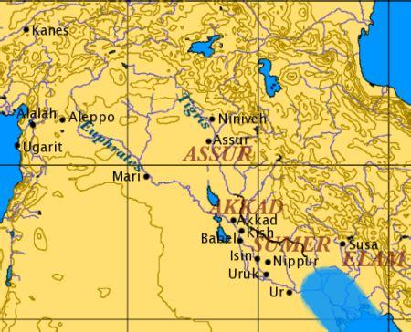 Ancient Mesopotamian religion - Wikipedia