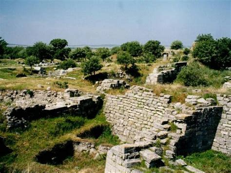 Ancient Troy   Remains of the Homeric Story