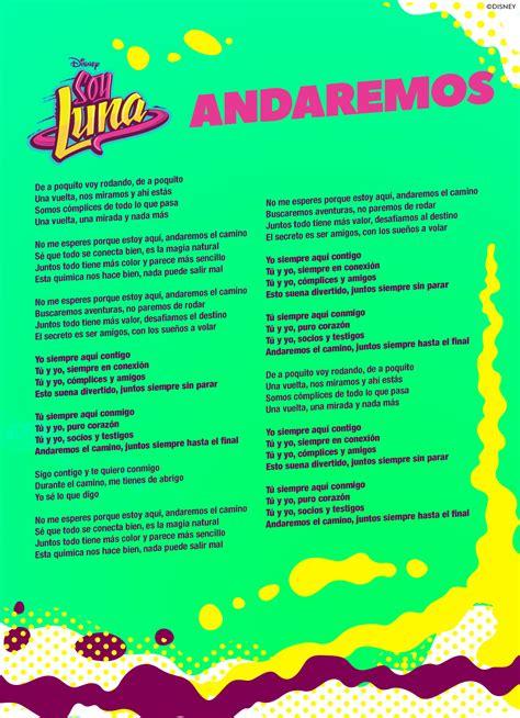 Andaremos-SL nueva temporada | soy luna | Pinterest ...