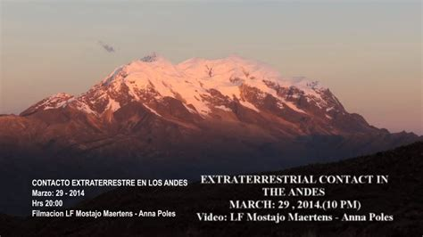 Andes – Exo News