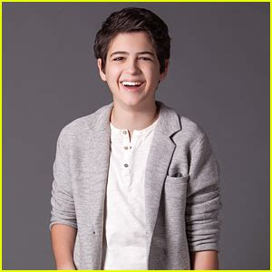 Andi Mack's Joshua Rush is 'Crazy Proud' To Be Part of the ...