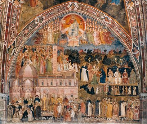 Andrea Bonaiuti, La chiesa militante, 1365 1368. Firenze ...