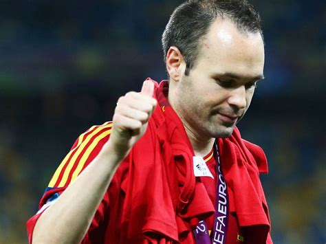Andres Iniesta | A Blog All Type Sports