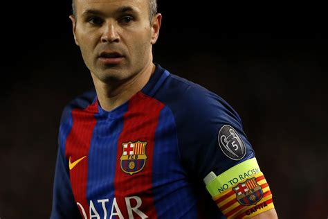 Andres Iniesta a major doubt for Barcelona derby at ...