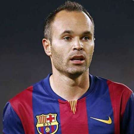 Andres Iniesta Bio: weigh, girlfriend, spouse, marriage ...
