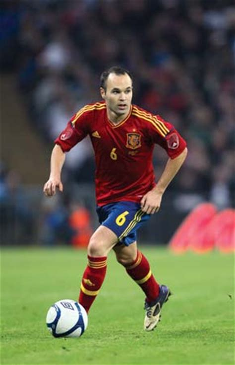 Andres Iniesta | Biography & Accomplishments | Britannica.com