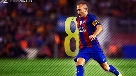 Andrés Iniesta Masterclass 2016/17 HD - YouTube