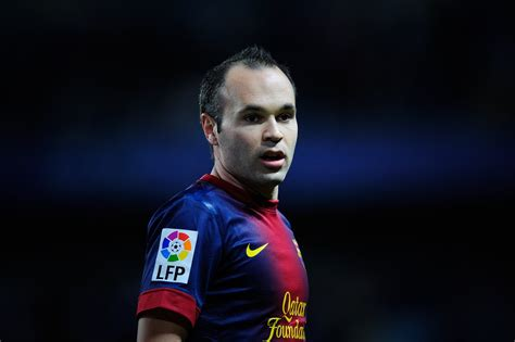 Andres Iniesta Net Worth 2016   Richest Celebrities