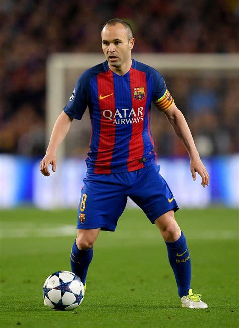 Andres Iniesta Photos Photos - FC Barcelona v Juventus ...
