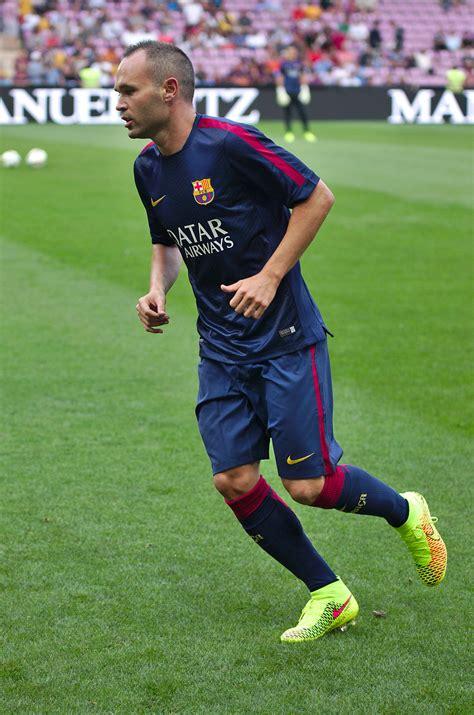 Andrés Iniesta – Wikipedia