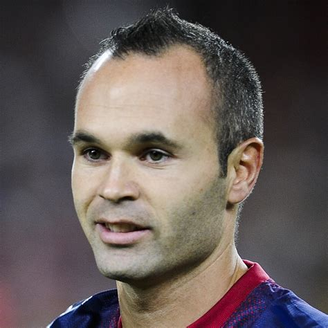Andrés Iniesta   Soccer Player   Biography