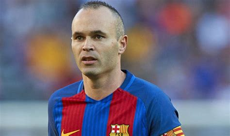 Andres Iniesta to leave Barcelona: Juventus make offer to ...