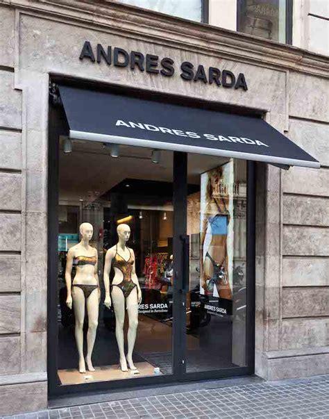 Andrés Sardá abre boutique en Barcelona con su lencería de ...