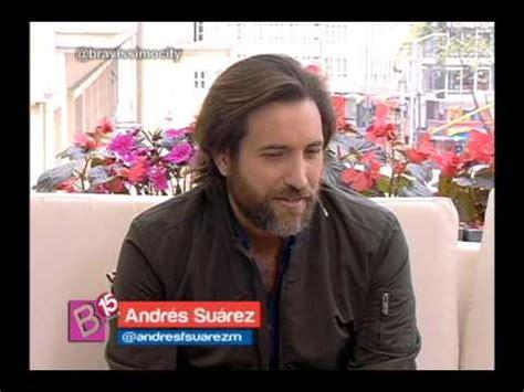 Andrés Suárez en Bravíssimo, parte 1 - YouTube
