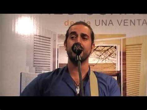 ANDRÉS SUÁREZ. Serrat 2015. - YouTube